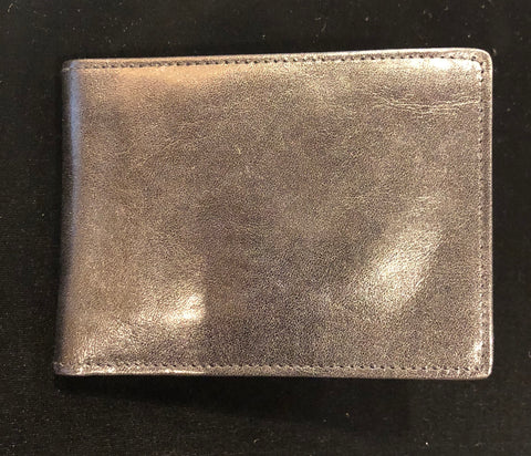 Charing Cross Billfold Wallet with 5 Pockets | Calf Leather | Made in England | Sterling and Burke