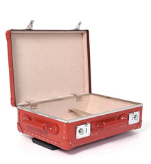 "Globe-Trotter Original 20"" Trolley Suitcase-Suitcase-Sterling-and-Burke"