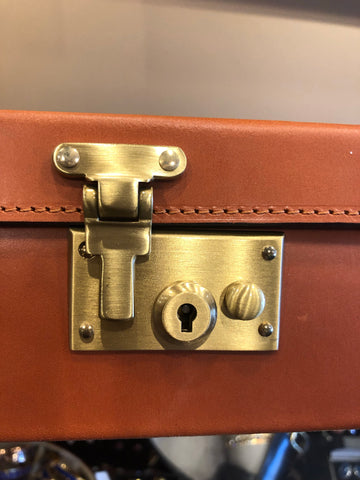 Sterling & Burke 3.5 Inch Lid Over Body Attache Case, BESPOKE-Business Bags-Sterling-and-Burke