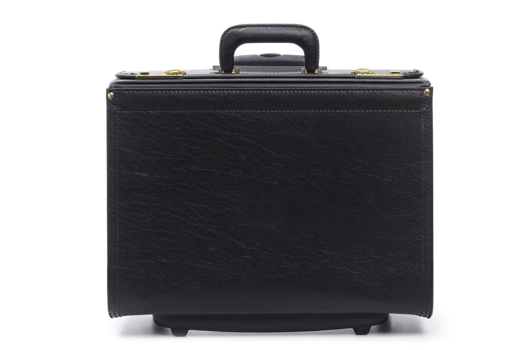 Defender 18 Inch Vinyl Wheeled Pilot Case-Catalog Case-Sterling-and-Burke