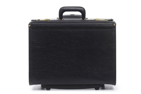 Defender 20 Inch Vinyl Wheeled Catalog Case