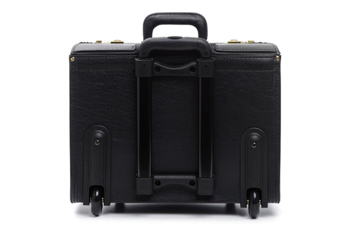 Defender 20 Inch Vinyl Wheeled Catalog Case-Catalog Case-Sterling-and-Burke