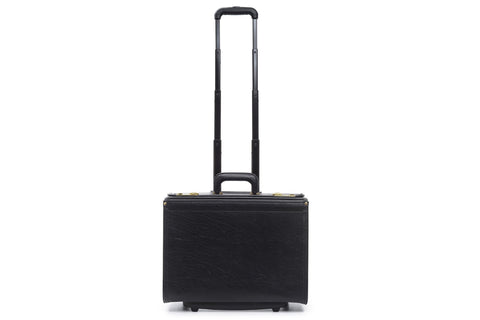 Defender 20 Inch Vinyl Wheeled Catalog Case | Trial Bag | Korchmar
