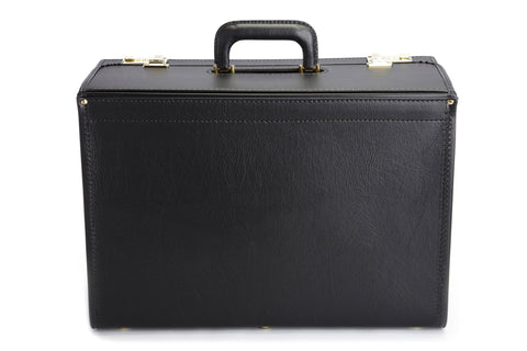 Advocate | 18 Inch Catalog Case | Vinyl Trial Bag | Light Weight | Personalize | Korchmar-Catalog Case-Sterling-and-Burke