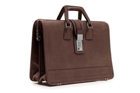 Centennial Woodrow Top Frame Briefcase