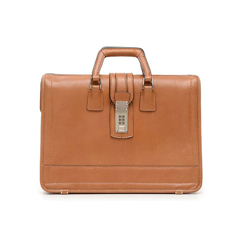 Centennial Woodrow Top Frame Briefcase-Briefcase-Sterling-and-Burke
