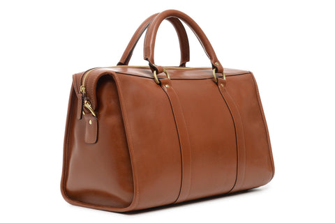 Jefferson Lux Leather Duffle