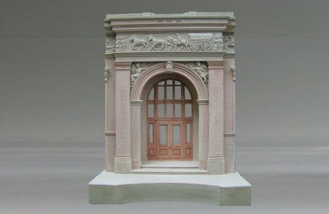 National Building Museum Sculpture | Custom National Building Museum Plaster Model | Extraordinary Quality and Detail | Made in England | Timothy Richards