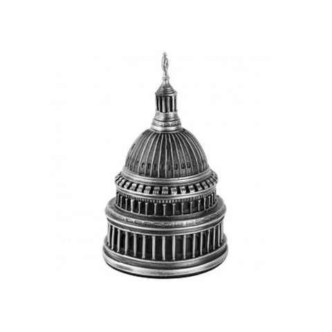 Capitol Dome Paperweight / Award, hand made in America in Pewter