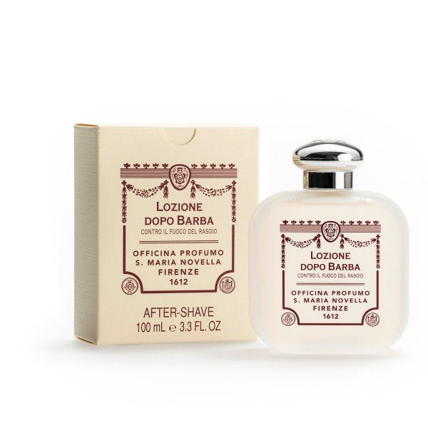 Santa Maria Novella Tabacco Toscano After Shave Lotion, 100ml-Men's Care-Sterling-and-Burke
