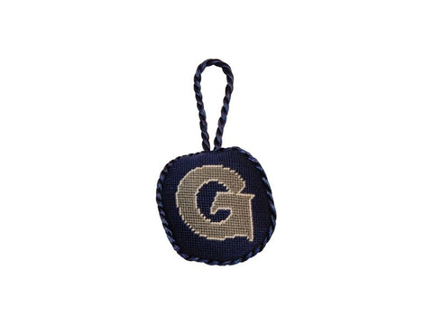 Georgetown University | Christmas Ornament-Christmas Ornament-Sterling-and-Burke