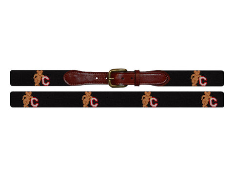 Needlepoint Collection | Cornell Needlepoint Belt | Smathers and Branson-Belt-Sterling-and-Burke