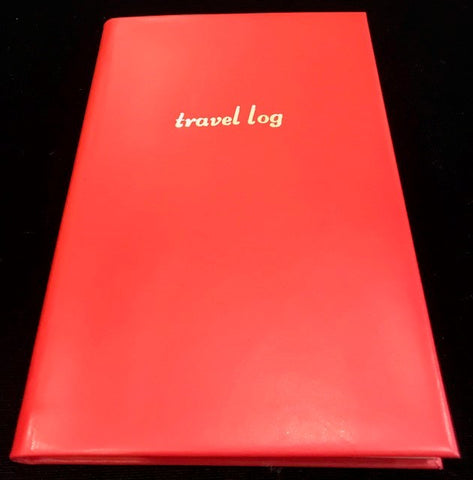 Smooth Calf Travel Log, 6 by 4 Inches-Notebooks-Sterling-and-Burke