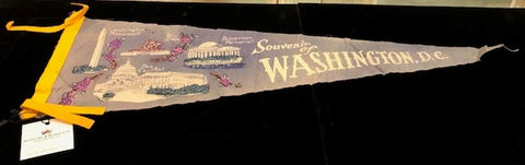"""Souvenir of Washington, D. C."" 