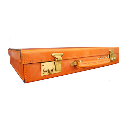 Sterling & Burke 3.5 Inch Lid Over Body Attache Case, BESPOKE