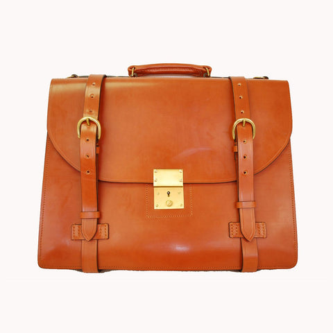Sterling & Burke Large Triple Gusset Strap Around, BESPOKE-Business Bags-Sterling-and-Burke