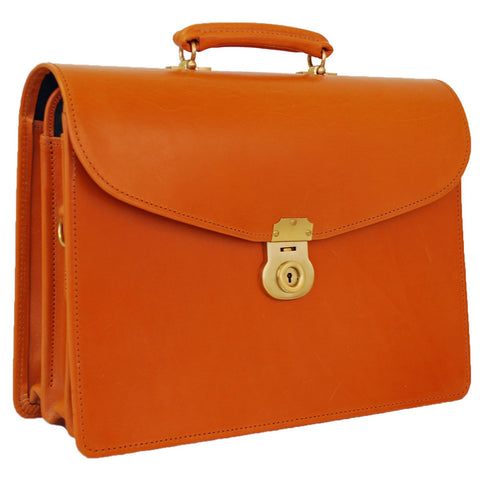 Sterling & Burke Large Laptop Briefcase, BESPOKE