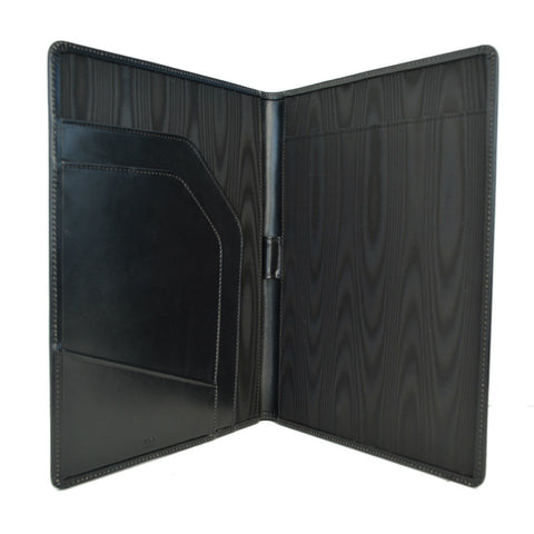 Conference Folder Pad Covers | English Leather Portfolio | Sterling and Burke