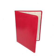 Conference Folder Pad Covers | English Leather Portfolio | Sterling and Burke-Pad Cover-Sterling-and-Burke