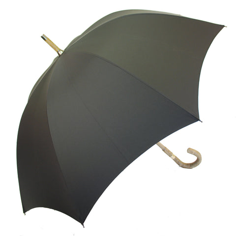 Bark Ash Gent's Umbrella, BESPOKE-Gent's Umbrella-Sterling-and-Burke