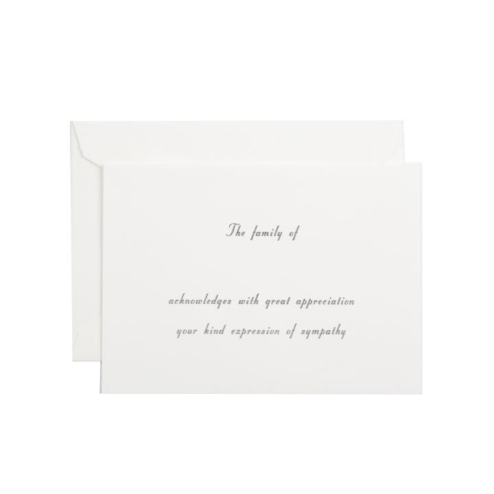 """The Family of"" Sympathy 