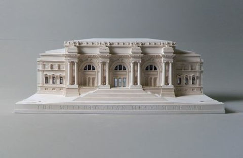 Metropolitan Museum Sculpture | Custom Metropolitan Museum Plaster Model | Extraordinary Quality and Detail | Made in England | Timothy Richards