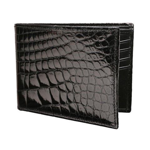 American Alligator Double Billfold Wallet