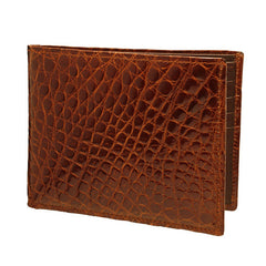 American Alligator Double Billfold Wallet-Wallet-Sterling-and-Burke