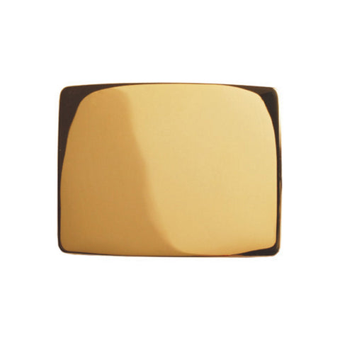 Gold Over Sterling Silver Buckle