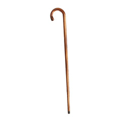 Wood Cane | Maple Walking Stick Cane | Crook Handle | Finest Quality | Made in England-Walking Stick-Sterling-and-Burke