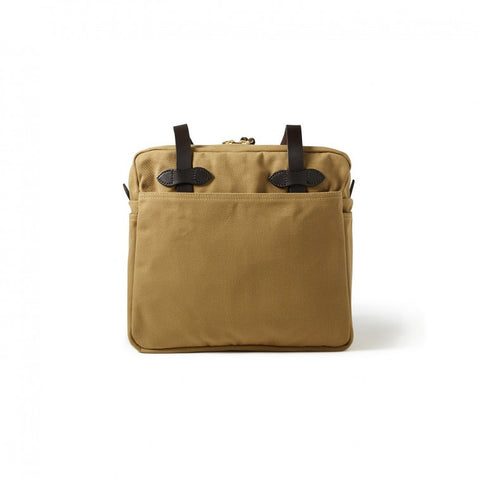 Zippered Tote Bag | Made in America | FILSON-Tote Bag-Sterling-and-Burke