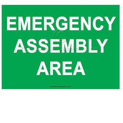 Emergency Assembly Areas