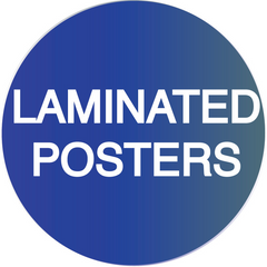 Educational Laminated Posters