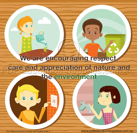 examples of sustainable practices in childcare