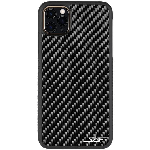 iPhone 11 Pro Max Real Carbon Fiber Case | CLASSIC Series
