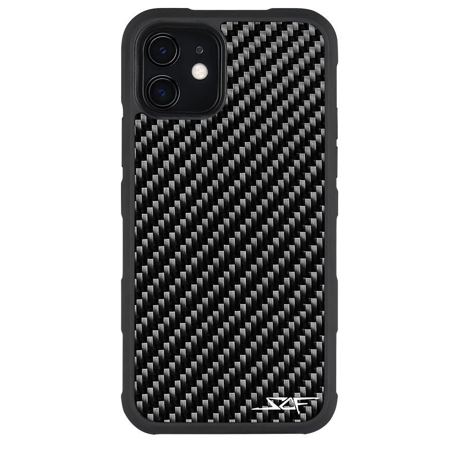 iPhone 11 Real Carbon Fiber Case | ARMOR Series