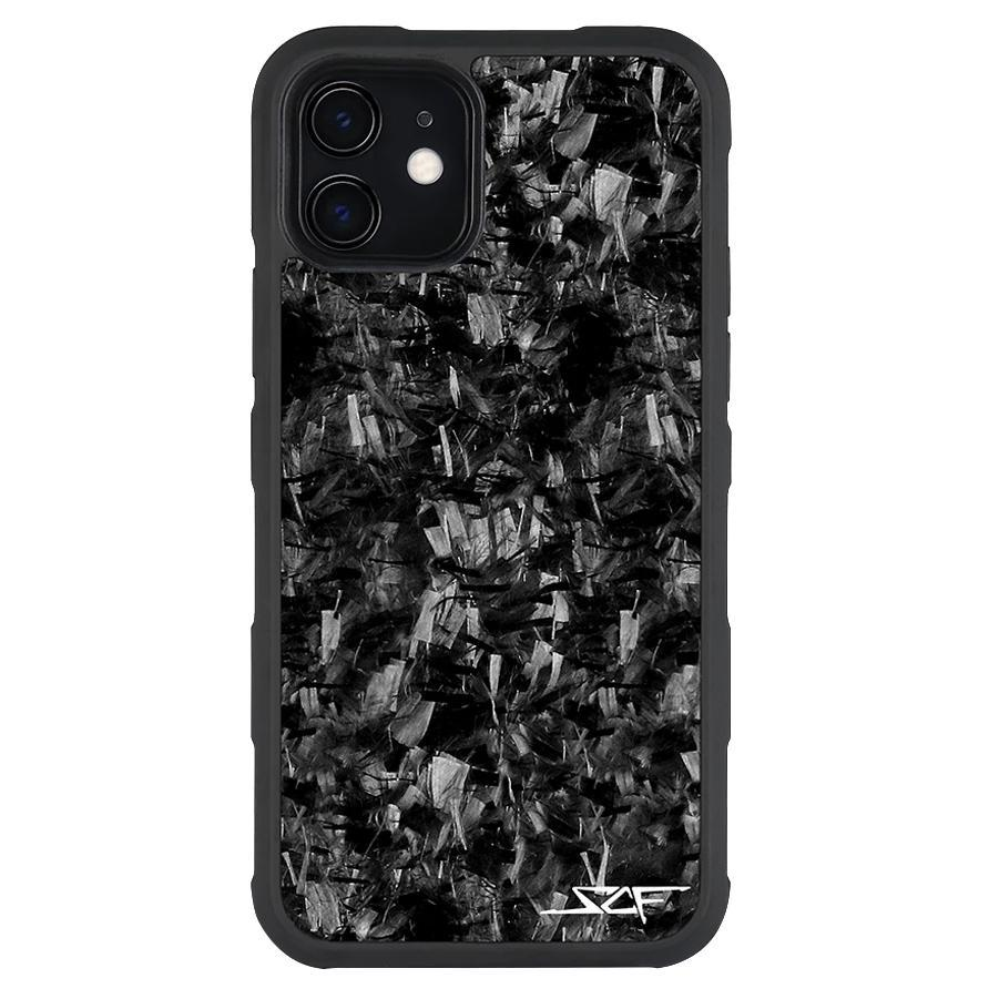 iPhone 11 Real Forged Carbon Fiber Case | ARMOR Series