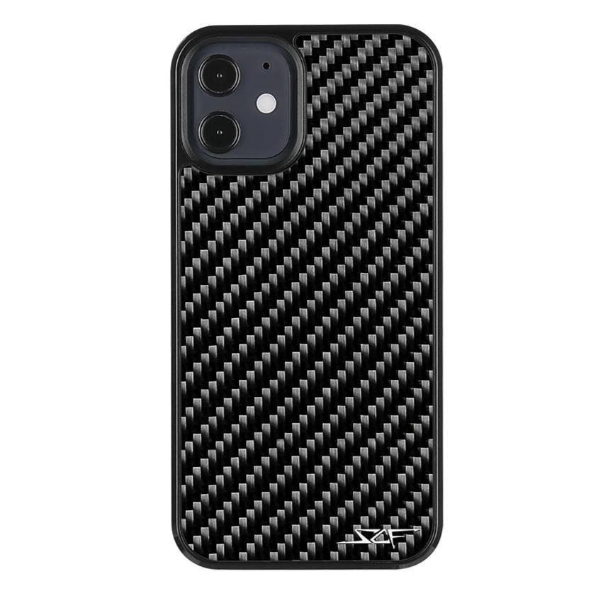 iPhone 12 Mini Real Carbon Fiber Case | CLASSIC Series