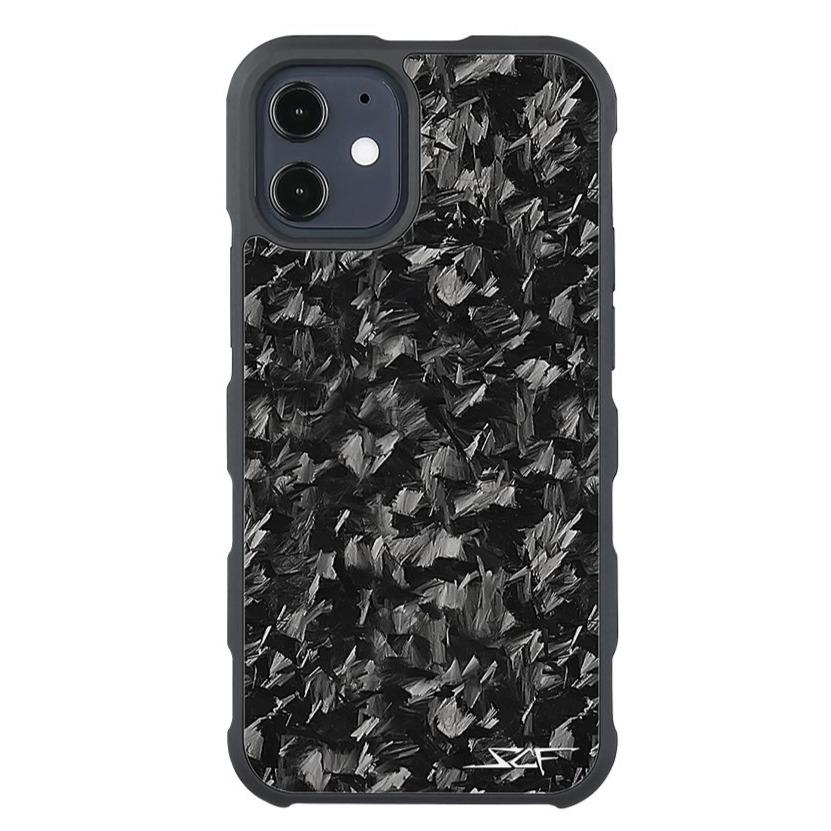 iPhone 12 Mini Real Forged Carbon Fiber Case | ARMOR Series