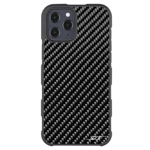 iPhone 12 Pro Max Real Carbon Fiber Case | ARMOR Series
