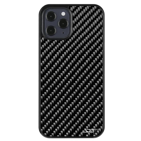 iPhone 12 Pro Max Real Carbon Fiber Case | CLASSIC Series