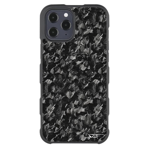 iPhone 12 Pro Max Real Forged Carbon Fiber Case | ARMOR Series