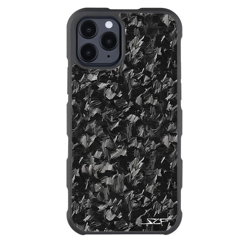 iPhone 12 Pro Real Forged Carbon Fiber Case | ARMOR Series