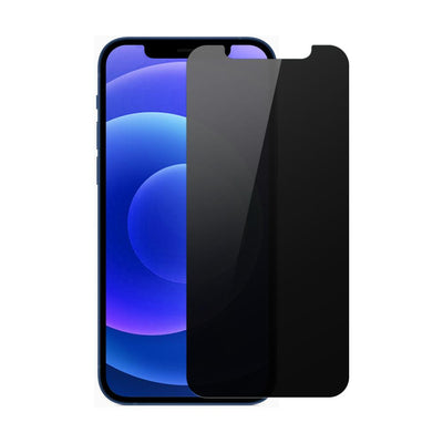 (iPhone 12) Shatterproof Screen Guard (Privacy Edition)
