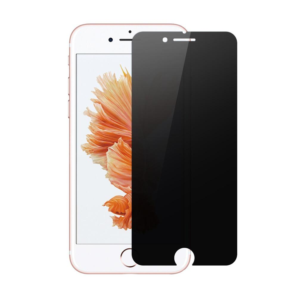 (iPhone 6/6S PLUS) Shatterproof Screen Guard (Privacy Edition)