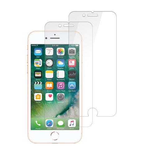 (iPhone 7 & 8 PLUS) Shatterproof Screen Guard (2 Pack)