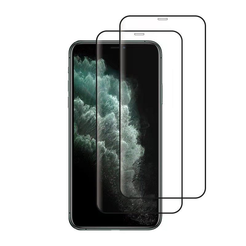 iPhone XS & 11 Pro Glass Screen Guard (Nude Series) *2 Pack*