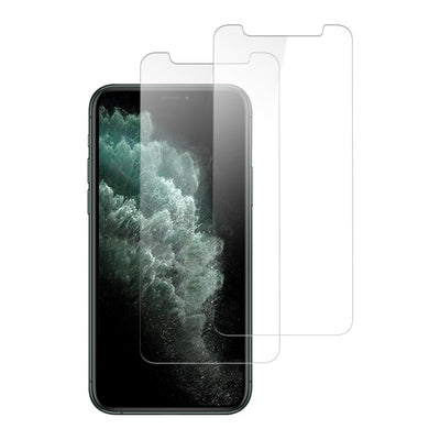 (iPhone 11 Pro) Shatterproof Screen Guard (2 Pack)