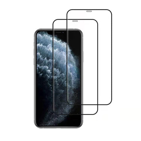 iPhone XS Max & 11 Pro Max Glass Screen Guard (Nude Series) *2 Pack*