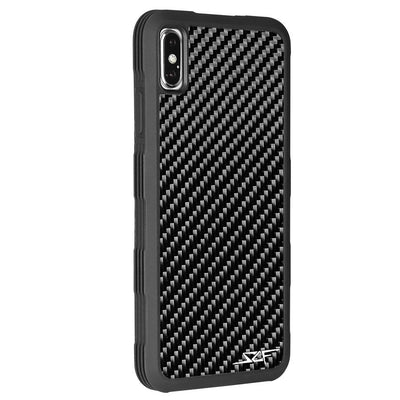 iPhone XS Max Real Carbon Fiber Case | ARMOR Series